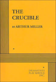 the crucible by arthur miller paperback barnes  the crucible