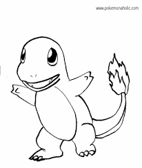 Small Picture Charmander Coloring Pages To Download And Print For Free Coloring