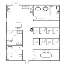 small office floor plans. Easy To Use Floor Plan Drawing Software Small Office Plans