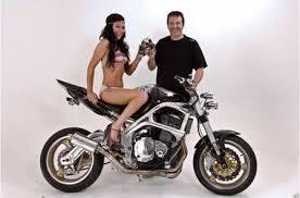guinness gsxr motorbike project