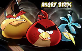 Inlay Plausible Student angry bird puzzle wallpaer - wonderfulyouvr.com