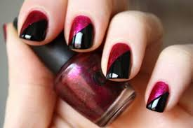 sensational nail polish art picture image photo album easy designs to paint  on nails