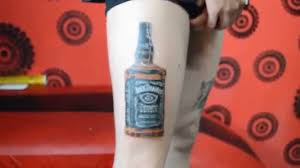 45+ Wonderful Jack Daniels Tattoos Ideas