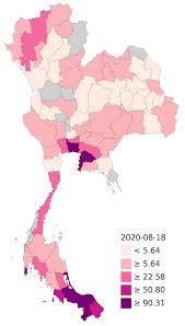 COVID-19 pandemic in Thailand - Wikipedia