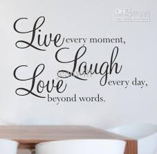 Love Wall Quotes Custom Live Laugh Love Wall Quote Lovely Live Laugh Love Wall Sticker