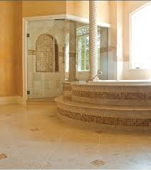 teak shower floor bathroom contemporary with tub and parts marble wall tiles