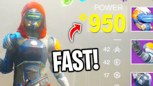 Fastest Way To Get To 950 Light In Destiny 2 Exploit Infinite Powerful Gear