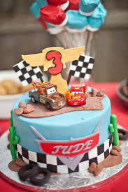 We Heart Parties Cars Themed 3rd Birthday Partypartyimageid