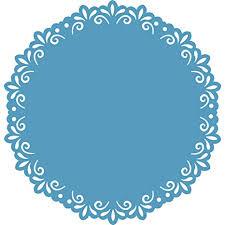 Circle Border Fiskars 12 23777697 Circle Border Punch Antique Elegance