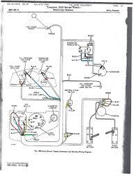 deere 116 wiring schematic john