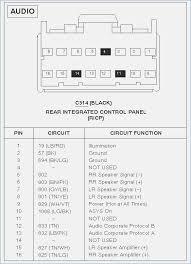 1999 ford taurus radio wiring diagram wildness me 1999 ford taurus se radio wiring diagram 1997 ford taurus car stereo and wiring diagram vehicledata