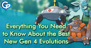 Pokemon Chart Gen 4 Everything You Need To Know About The Best New Gen 4