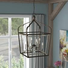8 pendant light paxton glass foyer