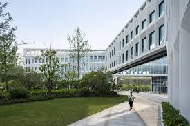 Shanghai Baoye Center Lycs Architecture