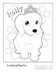 Coloring Cute Dog Related Post Cute Pet Coloring Pages Draw Coloring