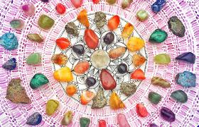 Crystal Identification Chart Pictures Crystal Crash Course A Beginners Guide To Healing Crystals