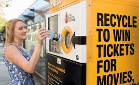 Reverse Vending Machine Recycling Fascinating Reverse Vending Machines Recycle Cans For Cash Rewards Gadgets