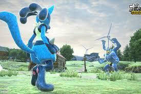 the pokemon fighting game won t play like tekken or feature tekken characters