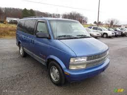 1996 Medium Stellar Blue Metallic Chevrolet Astro LS Passenger Van ...