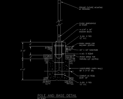 similiar light pole footing detail keywords light pole base detail light wiring diagram