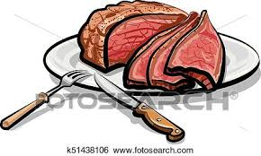 roast beef clipart. Beautiful Beef Clip Art  Roast Beef Meat Fotosearch Search Clipart Illustration  Posters Drawings To Roast Beef Clipart