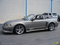 2001 Ford Mustang Saleen S281 Supercharged Convertible Saleen S281 ...