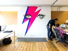 creative office walls. Bubbling With Creativity Oozing Soul Creative Office Murals Wall Design Ideas. Ideas Walls W