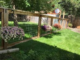 wire fence styles. Cedar Wire Fence 1 320x240 C Gallery Styles