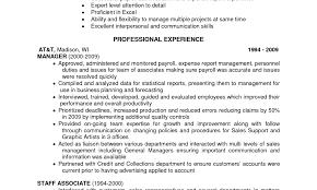 Accounting Resume Skills Resume Examples Computer Skills