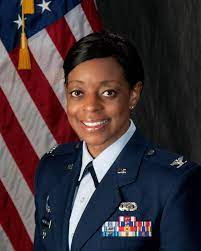 COLONEL CONSTANCE C. JOHNSON-CAGE > Air Reserve Personnel Center > Display