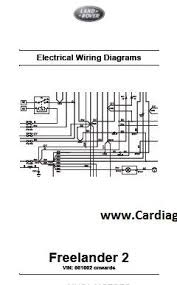 land rover freelander 2 electrical wiring diagrams pdf cardiagn com Land Rover Freelander 2 Wiring Diagram land rover freelander 2 electrical wiring diagrams pdf Land Rover Freelander 2003