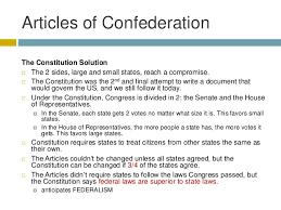 articles of confederation essay articles of confederation