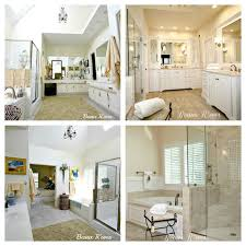 Master Bathroom Beauteous Beaux R'eves Glam Master Bath Remodel
