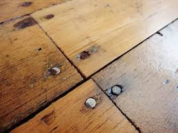 nail down wood plank flooring