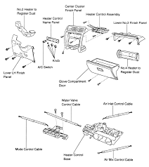 2005 Silverado Heater Control Lights Repair Guides