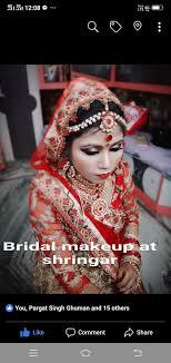 vlcc salon bridal makeup makeup nuovogennarino