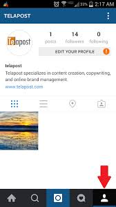 instagram profile 2015. Exellent Profile Tap On The Menu Buttons At Top Right To Bring Up Account Options Then  Tap U201cLinked Accountsu201d In Instagram Profile 2015