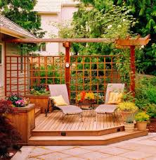 Decking Designs For Small Gardens Magnificent 48 Ideas To Dress Up Your Deck Midwest Living