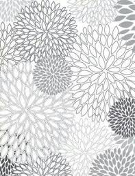 Small Picture Complex Coloring Pages for Adults Free Printable Abstract