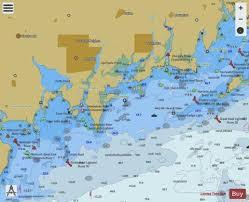 Long Island Sound Inset 6 Marine Chart Us12364_p2200