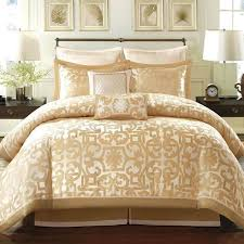 metallic bedding sets gold queen comforter set bedding white black sets duvet covers 6 metallic silver bed sheets
