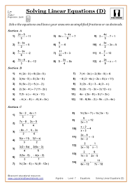 collection of algebra worksheets math is fun them and try to solve