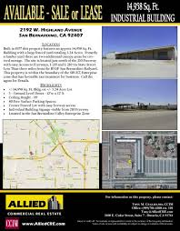 office space for lease flyer sample property flyers tools resources allied commercial real