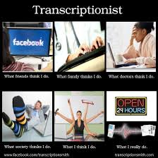 Professional Transcription Services | Transcriptionist Meme Blog ... via Relatably.com