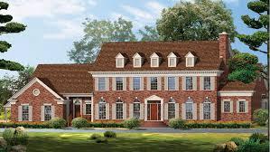 georgian house plans. Georgian House Plans A