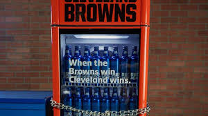 Bud Light Fridges To Unlock Free Beer If Cleveland Browns