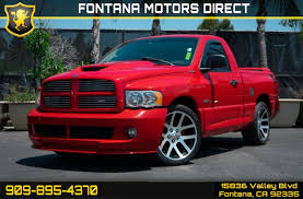 Dodge Ram Pickup 1500 SRT-10