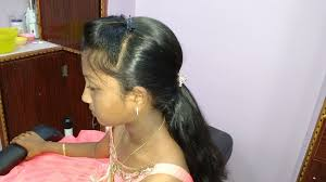 Hair Style Simple how to make simple puff hairstyle at home hair hacks for short 6562 by wearticles.com