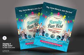 Fun Brochure Templates Fun Flyer Templates Magdalene Project Org