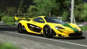 ultra hd mclaren p1 gtr wallpaper